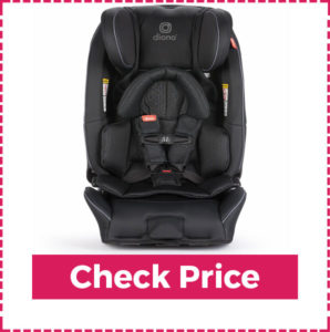 Diono Radian 3RXT All in One Convertible Car Seat