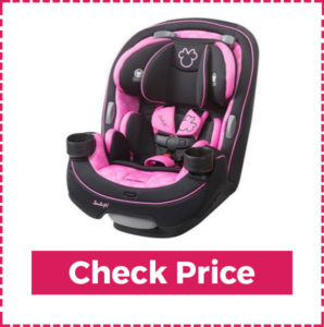 Disney Baby Grow & Go 3-in-1 Convertible Car Seat