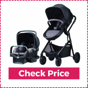 Evenflo Infant Car Seat and Stroller 495