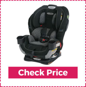 Graco 4Ever 4-in-1 Most Convertible Car Seat