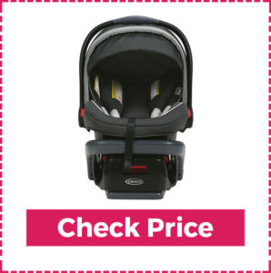 Graco Snugride Snuglock 35 Elite Infant Car Seat 322