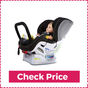 Britax Advocate Click Tight Best Convertible Car Seats