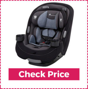 Safety 1st Grow And Go 3 In 1 Top Rated Convertible Car Seat