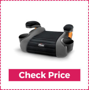 Chicco Gofit Backless Booster Car Seat for Children