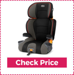 Chicco Kidfit 2 In 1 Booster - Best Toddler Booster Seat