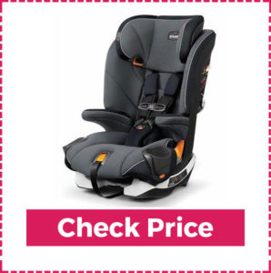 ChiccoMyfit Harness - Booster Car Seat