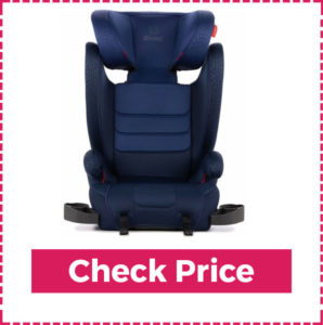Diono Monterey XT Latch Comfortable Booster Seat