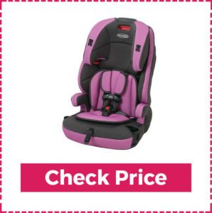 GracoTranzitions 3 In 1 Harness Booster Seat