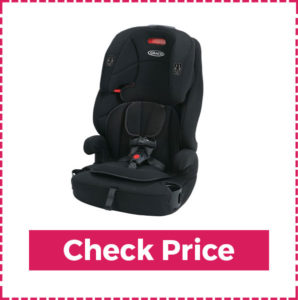 GracoTranzitions 3 In 1 Harness - Safest Booster Seat
