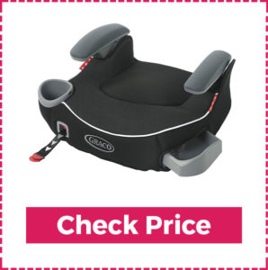 GracoTurbobooster LX Backless Booster Car Seat