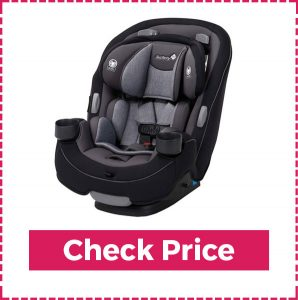 Safety 1st Grow and Go 3 In 1 Best Car Seat