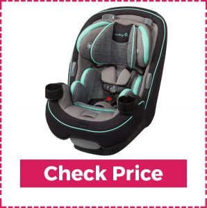 Safety 1st Convertible Best Car Seats For Toddlers