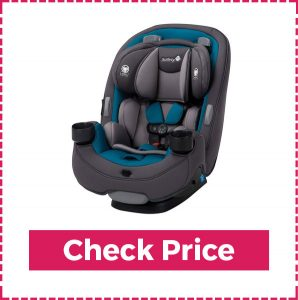 Safety 1st  Most Comfortable Convertible Car Seat