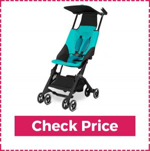Safety 1st Step Lite Compact Stroller