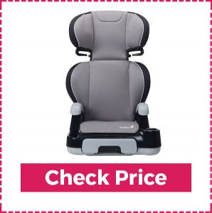 Safety 1st Store 'n Go Sport Booster Car Seat