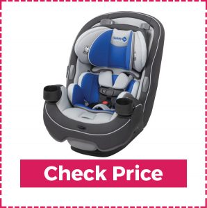 Safety 1ˢᵗ Grow And Go Best Convertible Car Seat