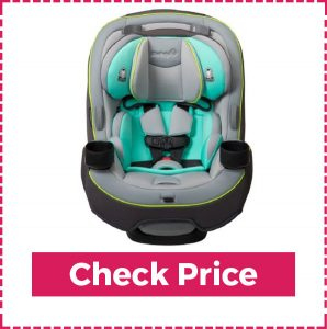 Safety 1st Grow And Go Safest Convertible Car Seat
