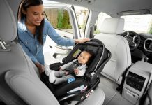 Lightweight Infant Car Seat