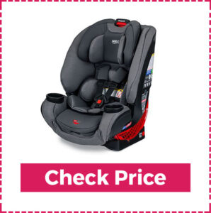 Britax One4Life Click Tight All in One Car Seat