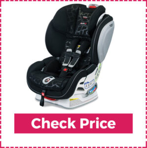 Britax Advocate Clicktight 3 Layer Impact Protection Seat