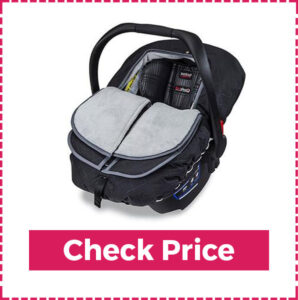 Britax B-warm Insulated Infant Car Seat Covers